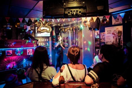 cheers karaoke